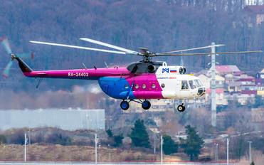 RA-24403 - Aviatest Mil Mi-8