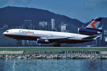 C-GCPI - Canadian Airlines International McDonnell Douglas DC-10