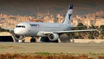 EP-IEF - Iran Air Airbus A320 aircraft