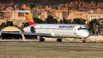EP-LCO - Kish Air McDonnell Douglas MD-83 aircraft