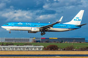 PH-BXK - KLM Boeing 737-800 aircraft
