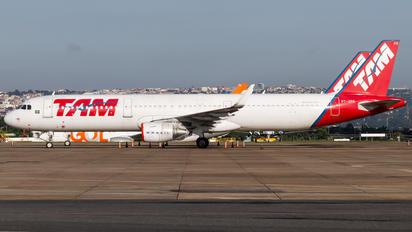 PT-XPG - LATAM Airbus A321