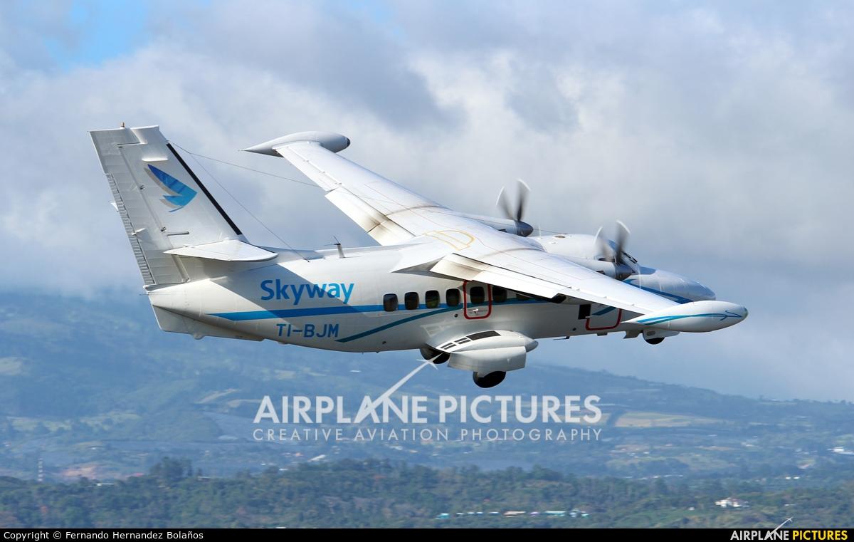 Skyway Costa Rica TI-BJM aircraft at San Jose - Juan Santamaría Intl