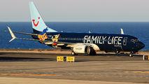 G-FDZG - TUI Airways Boeing 737-800 aircraft