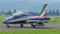 "MM55053 - Italy - Air Force ""Frecce Tricolori"" Aermacchi MB-339-A/PAN aircraft"