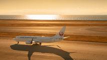 JA01RK - JAL - Japan Transocean Air Boeing 737-800 aircraft