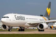 G-TCCG - Condor Airbus A330-200 aircraft