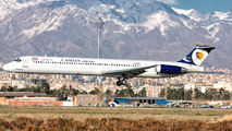 EP-CPX - Caspian Airlines McDonnell Douglas MD-83 aircraft