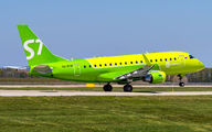 VQ-BYM - S7 Airlines Embraer ERJ-190 (190-100) aircraft