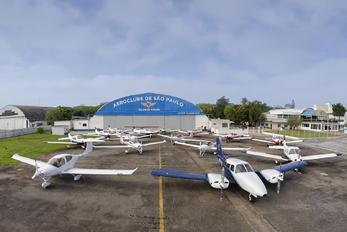 PR-FTX - Aeroclube de São Paulo Piper PA-34 Seneca