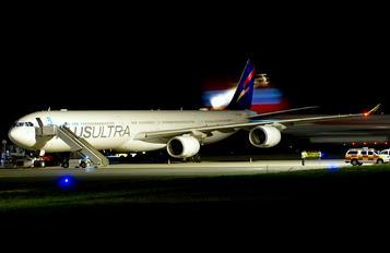 EC-NFQ - Plus Ultra Airbus A340-600
