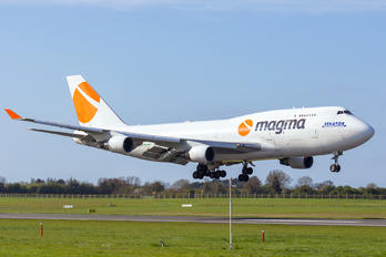 TF-AMI - Magma Aviation Boeing 747-400BCF, SF, BDSF