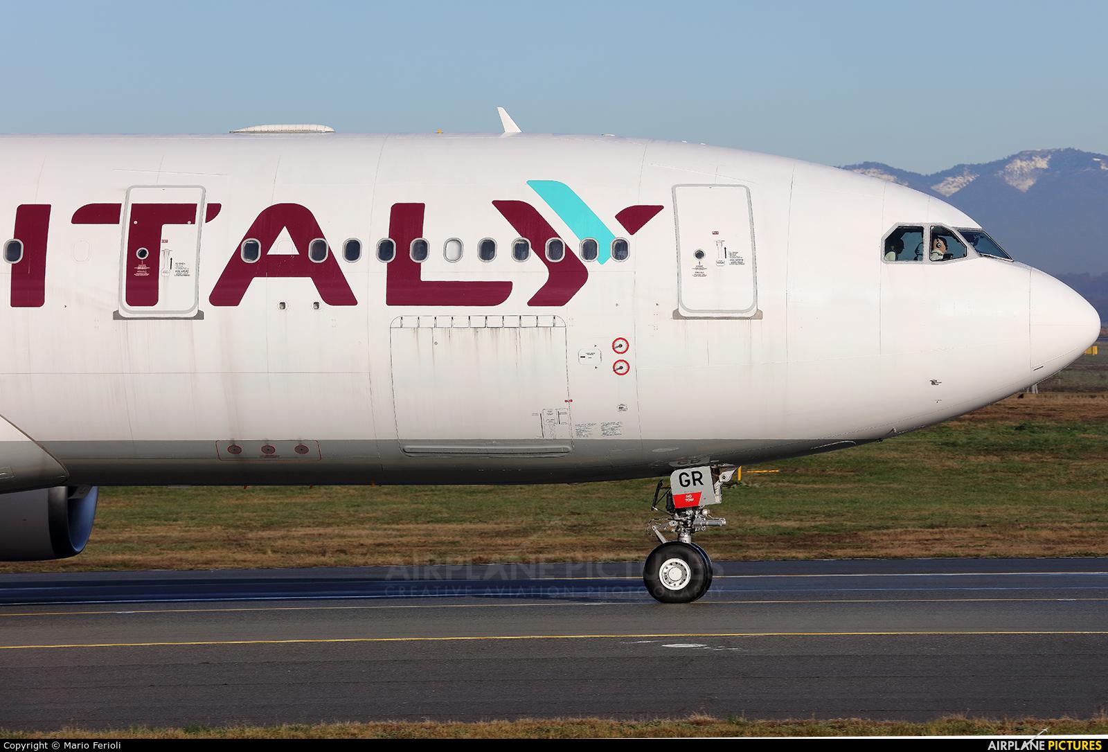 Air Italy EI-GGR aircraft at Milan - Malpensa
