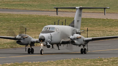 85-0152 - USA - Army Beechcraft RC-12K Huron
