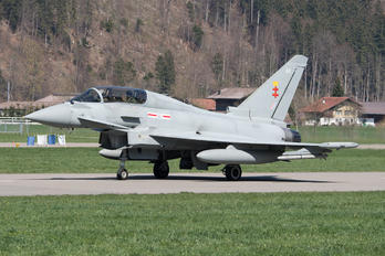 ZK303 - Royal Air Force Eurofighter Typhoon T.3