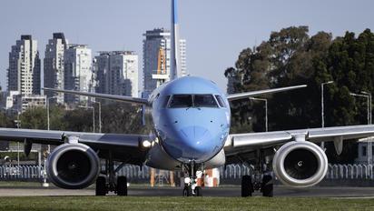 LV-CPK - Austral Lineas Aereas Embraer ERJ-190 (190-100)