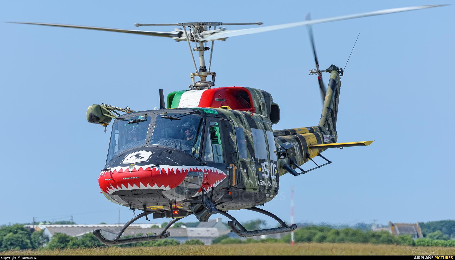 Italy - Air Force MM81163 aircraft at Landivisiau