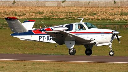 PT-IGP - Private Beechcraft 36 Bonanza