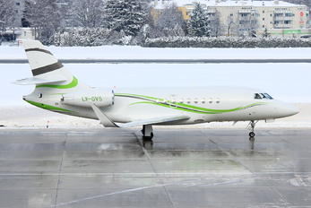 LY-GVS - Charter Jets Dassault Falcon 2000S