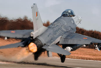 FA-57 - Belgium - Air Force General Dynamics F-16AM Fighting Falcon