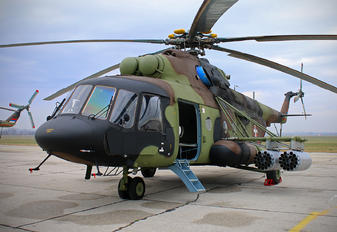12494 - Serbia - Air Force Mil Mi-17V-5