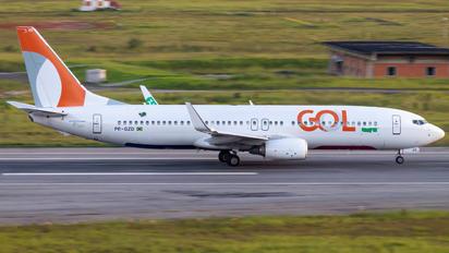 PR-GZD - GOL Transportes Aéreos  Boeing 737-8K2