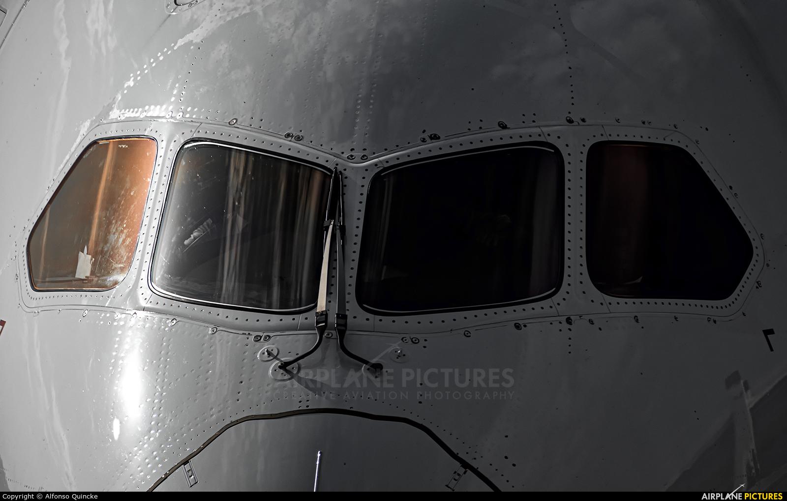 LATAM CC-BGL aircraft at Montevideo