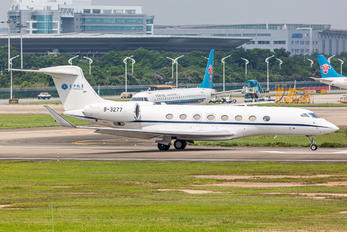 B-3277 - Private Gulfstream Aerospace G650, G650ER