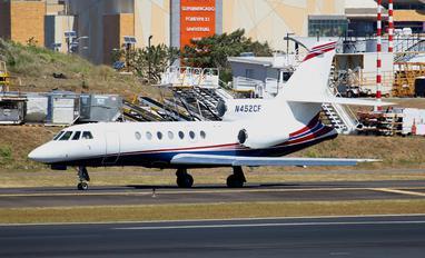 N452CF - Private Dassault Falcon 50