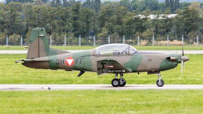 3H-FF - Austria - Air Force Pilatus PC-7 I & II