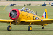 G-BDAM - Private North American Harvard/Texan (AT-6, 16, SNJ series) aircraft