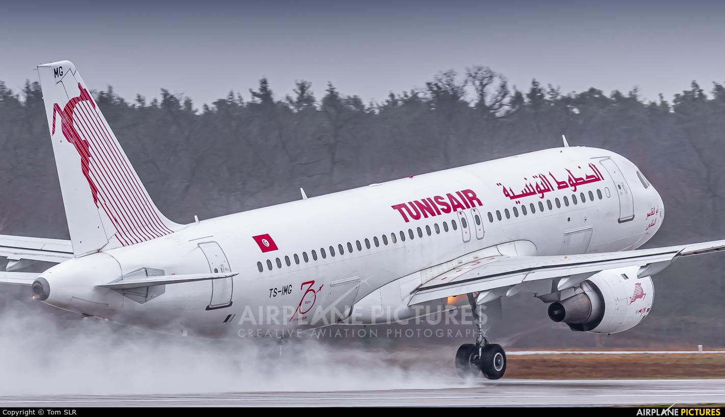 Tunisair Frankfurt Flughafen