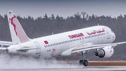 TS-IMG - Tunisair Airbus A320