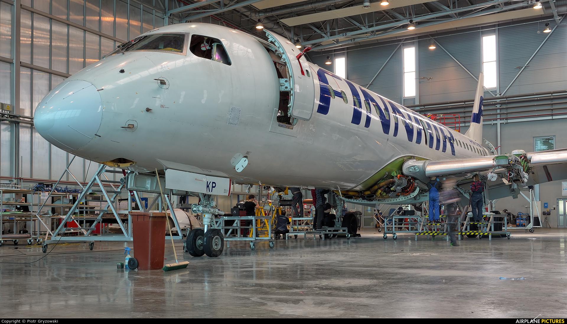 Finnair Embraer 190