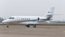 OM-LAT - Private Cessna 680A Latitude aircraft