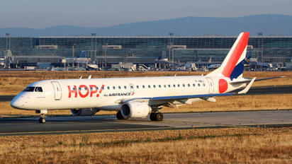 F-HBLI - Air France - Hop! Embraer ERJ-190 (190-100)