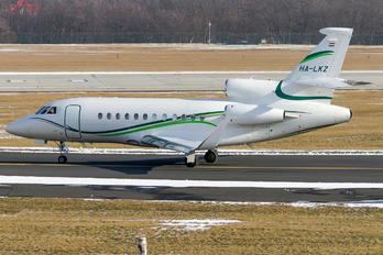 HA-LKZ - Private Dassault Falcon 900 series