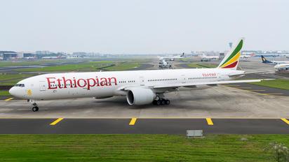 ET-ASL - Ethiopian Airlines Boeing 777-300ER