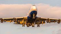 G-CIVV - British Airways Boeing 747-400 aircraft