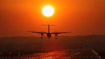 - - LOT - Polish Airlines de Havilland Canada DHC-8-400Q / Bombardier Q400 aircraft