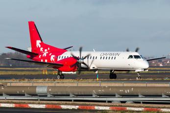 HB-IYI - Darwin Airline SAAB 2000