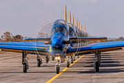 """5707 - Brazil - Air Force """"Esquadrilha da Fumaça"""" Embraer EMB-314 Super Tucano A-29A aircraft"""