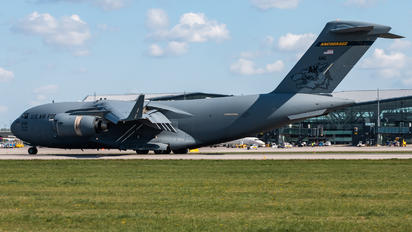 00-0185 - USA - Air Force Boeing C-17A Globemaster III