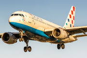 9A-CTH - Croatia Airlines Airbus A319 aircraft