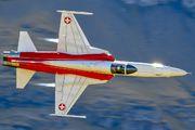 J-3084 - Switzerland - Air Force: Patrouille Suisse Northrop F-5E Tiger II aircraft