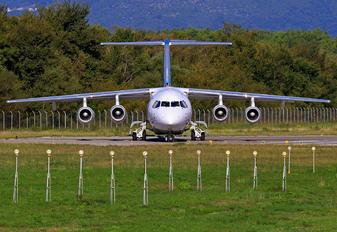 SE-DJO - BRA (Sweden) British Aerospace BAe 146-200/Avro RJ85