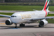A6-EKS - Emirates Airlines Airbus A330-200 aircraft