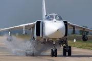 01 - Russia - Navy Sukhoi Su-24M aircraft