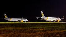 D-ATCB - Condor Airbus A321 aircraft