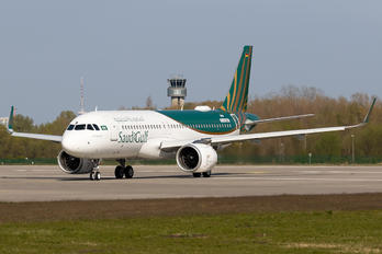 D-AUAM - SaudiGulf Airlines Airbus A320 NEO
